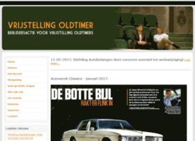vrijstellingoldtimer.nl