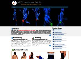 vrplhealthcare.com