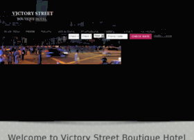 vs.victorystreetboutiquehotel.com