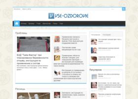 vse-ozdorovie.ru