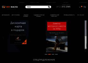 vsemasla.com