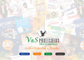 vspublishers.com