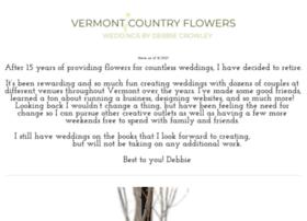 vtcountryflowers.com
