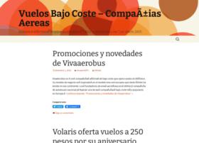 vuelosbajocoste.net