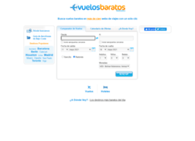 vuelosbaratos.com.ve