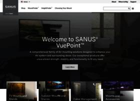 vuepoint.sanus.com