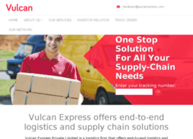 vulcanxpress.com