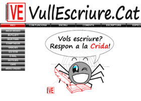 vullescriure.cat