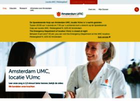 vumc.nl