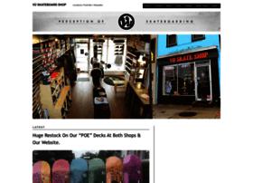 vuskateboardshop.com