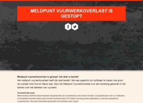 vuurwerkoverlast.nl