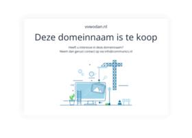 vvwodan.nl