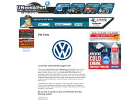 vw-parts.uneedapart.com