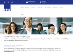 vwa-ostbayern.net