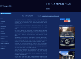 vwcamper-hire.net