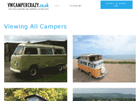 vwcampercrazy.co.uk