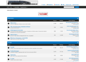 vwcorrado-forum.de