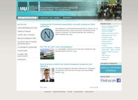vwl.uni-muenchen.de