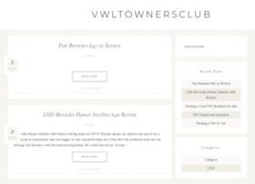 vwltownersclub.com