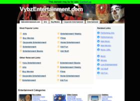 vybzentertainment.com