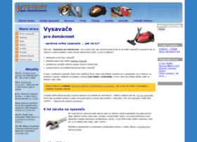 vysavace-domacnost.cz