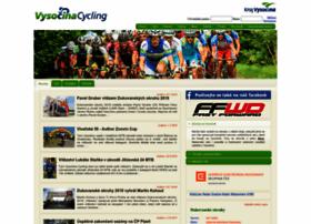 vysocinacycling.cz