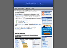 w-shadow.com