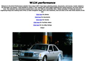 w124performance.com
