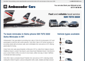 w1minicabs.co.uk