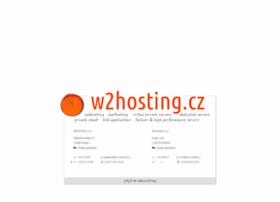 w2hosting.cz