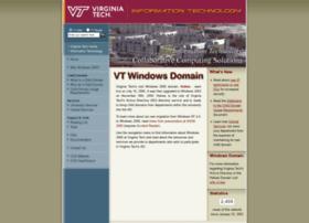 w2k.vt.edu