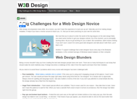 w3b-design.com