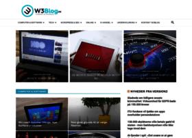 w3blog.dk
