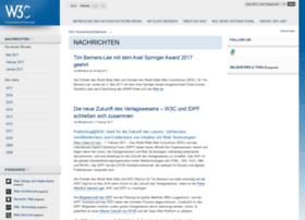 w3c.de