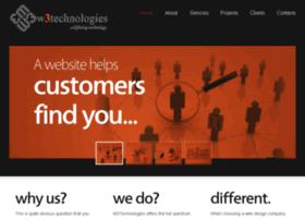w3technologies.in