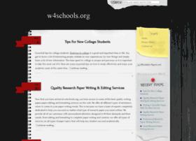 w4schools.org
