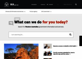 Wa.gov.au