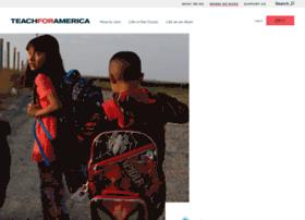 wa.teachforamerica.org