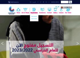 waadacademy.edu.sa