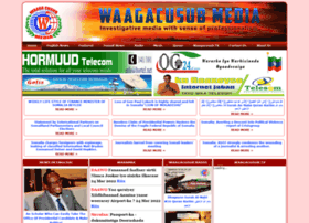 waagacusub.com