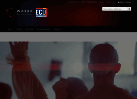 waapa.ecu.edu.au