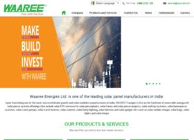 waareeenergies.com