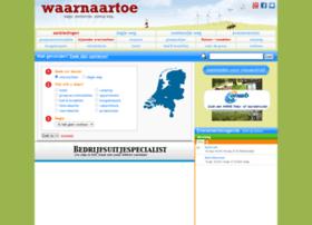 waarnaartoe.nl