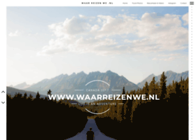 waarreizenwe.nl