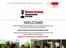 wabcwesternacademy.com