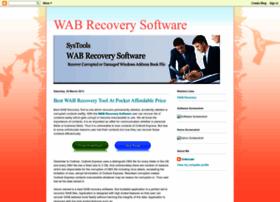 wabrecoverysoftware.blogspot.com