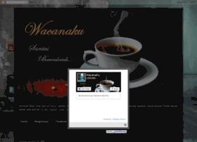 wacanaku2009.blogspot.com