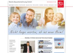 wachsbau.de