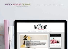 wackyjacquisdesigns.com
