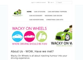 wackyonwheels.net